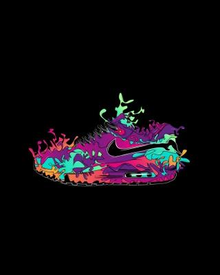 Nike Air - Obrázkek zdarma pro 480x800