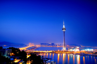 China, Macau Background for Android, iPhone and iPad