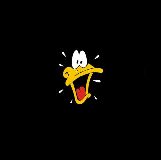 Daffy Duck - Looney Tunes - Obrázkek zdarma pro 320x320
