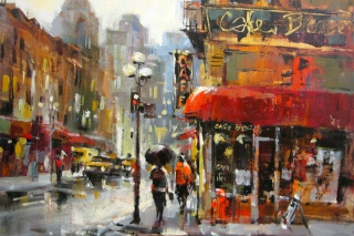 Free Brent Heighton Painting Picture for Android, iPhone and iPad