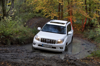 Free Toyota Land Cruiser Prado Picture for Android, iPhone and iPad