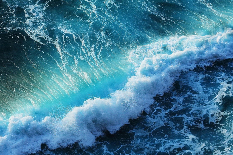 природа волна радуга вода  № 1039616  скачать