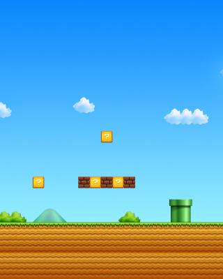 8 Bit Game - Obrázkek zdarma pro Nokia Asha 308