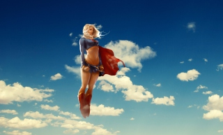 Super Woman Picture for Android, iPhone and iPad