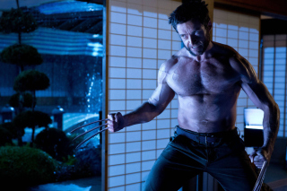 Hugh Jackman In The Wolverine Background for Android, iPhone and iPad