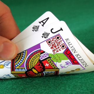 Blackjack Casino Game - Obrázkek zdarma pro 2048x2048