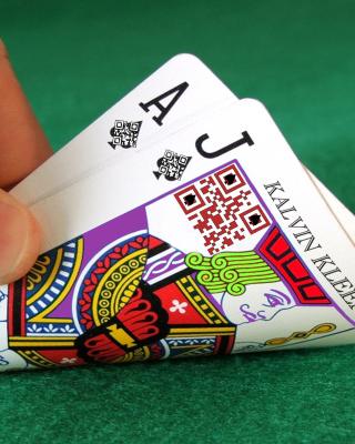 Blackjack Casino Game - Obrázkek zdarma pro Nokia X7