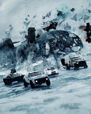 The Fate of the Furious 2017 Film - Obrázkek zdarma pro iPhone 5C