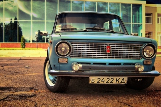 Vaz 2101 Background for Android, iPhone and iPad