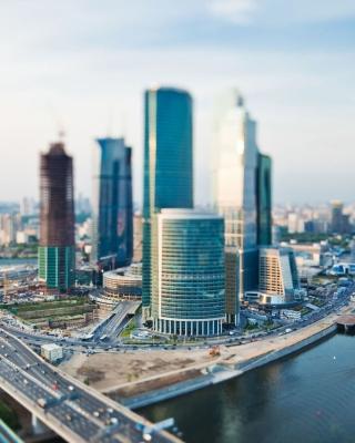 Moscow City - Obrázkek zdarma pro 240x400