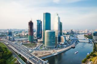 Moscow City - Obrázkek zdarma pro Samsung Galaxy Note 2 N7100