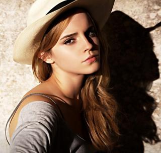 Cute Emma Watson - Obrázkek zdarma pro 2048x2048