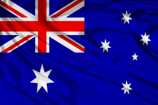 Flag Of Australia Background for Android, iPhone and iPad