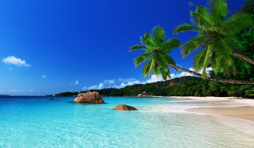 обои красивые острова на рабочий стол № 2533430 загрузить