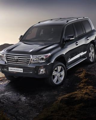 Toyota Land Cruiser 200 SUV - Obrázkek zdarma pro 240x432