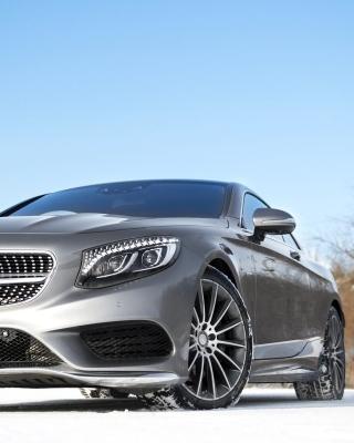 Mercedes Benz S65 Coupe - Obrázkek zdarma pro 1080x1920