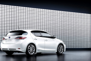 Lexus CT200h Hybrid Hatchback Wallpaper for Android, iPhone and iPad