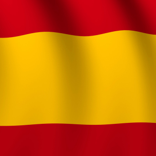 Spain Flag - Obrázkek zdarma pro 320x320