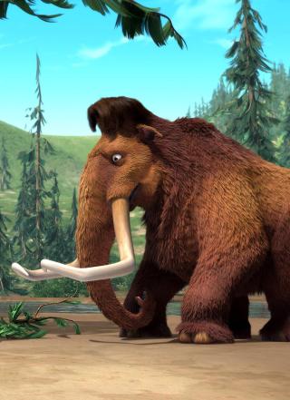 Ice Age Mammals - Obrázkek zdarma pro Nokia Asha 202