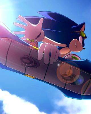 Play Sonic the Hedgehog Game - Obrázkek zdarma pro iPhone 6 Plus