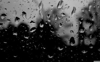 Dark Rainy Day Picture for Desktop 1920x1080 Full HD