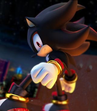 Super Sonic - Obrázkek zdarma pro iPhone 6 Plus