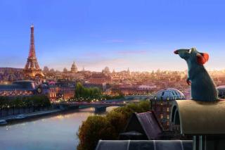 Ratatouille - Obrázkek zdarma pro Samsung Google Nexus S 4G