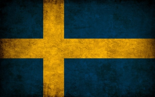 Sweden Flag Wallpaper for Android, iPhone and iPad