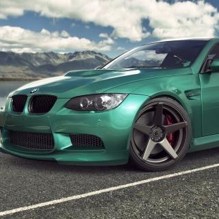 BMW M3 E92 Tuning - Obrázkek zdarma pro iPad Air