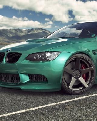 BMW M3 E92 Tuning - Obrázkek zdarma pro 640x1136