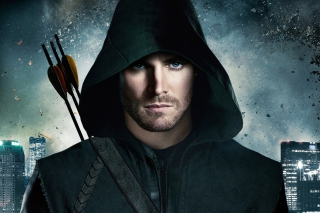 Oliver Queen Arrow Wallpaper for Android, iPhone and iPad