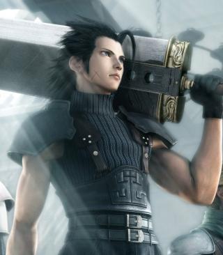 Crisis Core Final Fantasy Vii Game - Obrázkek zdarma pro 240x432