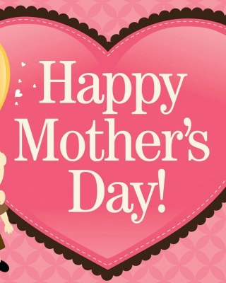 Happy Mother Day - Obrázkek zdarma pro Nokia Asha 303