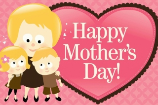 Happy Mother Day Background for Android, iPhone and iPad