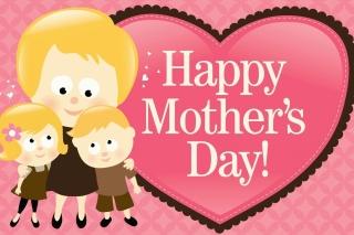 Happy Mother Day - Obrázkek zdarma pro Samsung Galaxy A