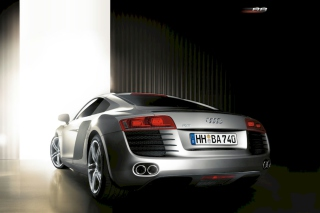 Audi R8 Picture for Android, iPhone and iPad