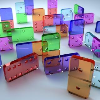 Domino Game - Obrázkek zdarma pro 128x128
