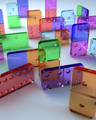 Domino Game - Obrázkek zdarma pro 320x480