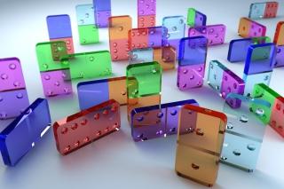 Domino Game - Obrázkek zdarma pro HTC Desire 310