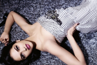 Deepika Padukone Glamour Photoshoot Wallpaper for Android, iPhone and iPad