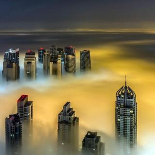 Dubai on Top - Obrázkek zdarma pro 320x320
