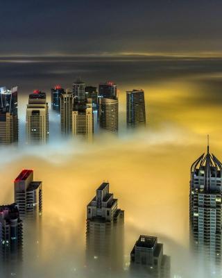 Dubai on Top - Obrázkek zdarma pro Nokia Asha 203