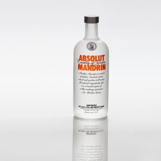 Absolut Vodka Mandarin - Obrázkek zdarma pro 1024x1024