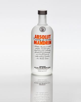 Absolut Vodka Mandarin - Obrázkek zdarma pro 480x854