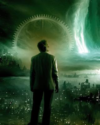 Futuristic World - Obrázkek zdarma pro 352x416