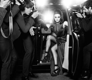 Mila Kunis Hollywood Star - Obrázkek zdarma pro iPad