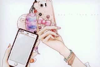 La Fleur Phone Cover papel de parede para celular
