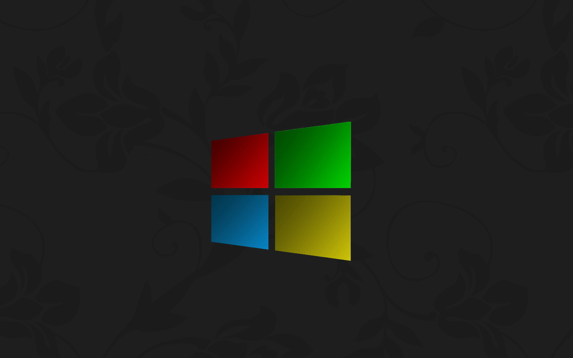Windows 3D Logo Papel De Parede Para Celular Para