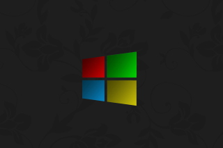 Windows 3D Logo Background for Android, iPhone and iPad