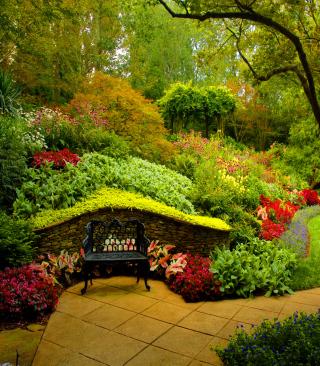 Secret Garden In China - Obrázkek zdarma pro Nokia X2-02